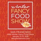 winter fancy food show 2015