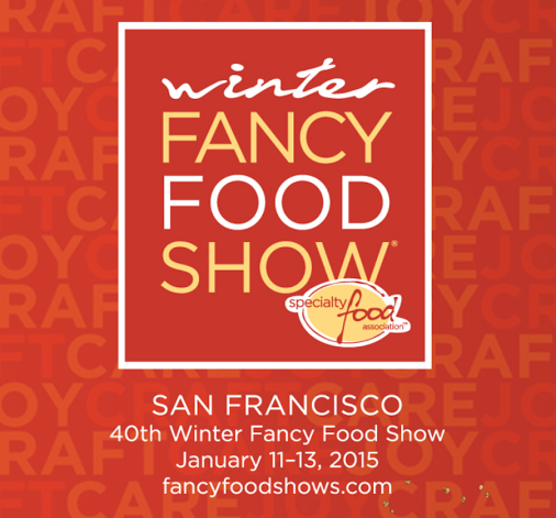 winter fancy food show 2015