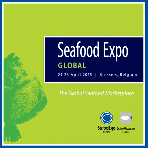 Seafood Expo 2015