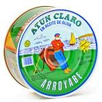 Arroyabe Thon Albacore boîte 1 kg.