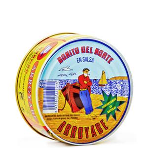 Thon Germon à la sauce catalane