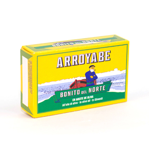 Albacore tuna white meat tuna 111 gr.