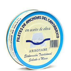 Anchois du Cantabrique 500 gr.