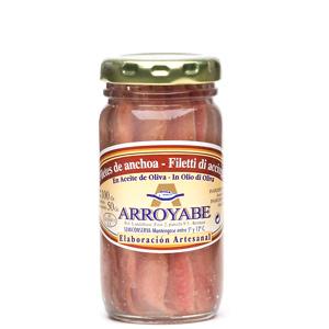 Cantabrian anchovies glass jar