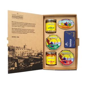 Bermeo 1898 gift box