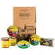 Bermeo preserves gift box