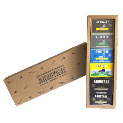 Cantabrian Anchovies gift box